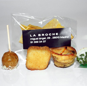 SNACKS LA BROCHE